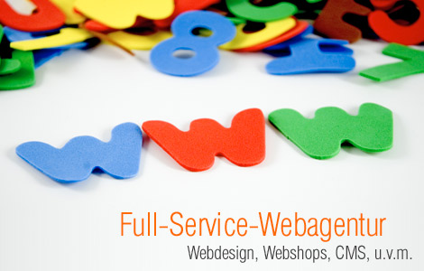 Slideshow | Web | Full-Service-Webagentur