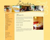 Restaurant | Öffnungszeiten | Gasthaus Zur Marienburg