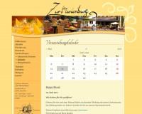 Veranstaltungskalender | Gasthaus Zur Marienburg