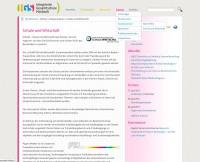 Schule und Wirtschaft | IGS-Morbach