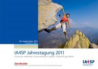 Veranstaltungsprospekt | IA4SP Eventseite 2011