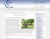 Parzival Zentrum | Tiergestützte Intervention