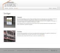Stuckgeschäft Busch | Leistungen | Sonstiges