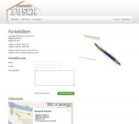 Stuckgeschäft Busch | Kontakt
