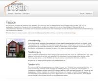 Stuckgeschäft Busch | Leistungen | Fassade