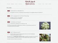 Sonjas Blütenträume | Aktuelles