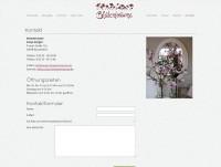Sonjas Blütenträume | Kontakt